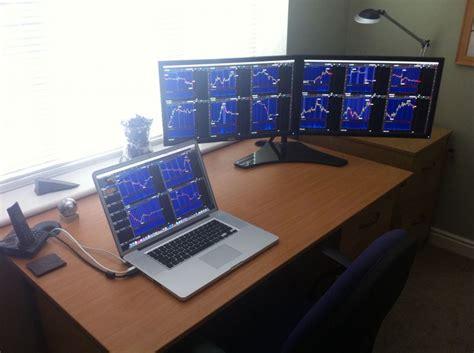 Best Trading Desk by Home Trading Setup Workstation Setupsworkstation Setups