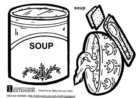 soup kitchen coloring page coloring page soup img 5896