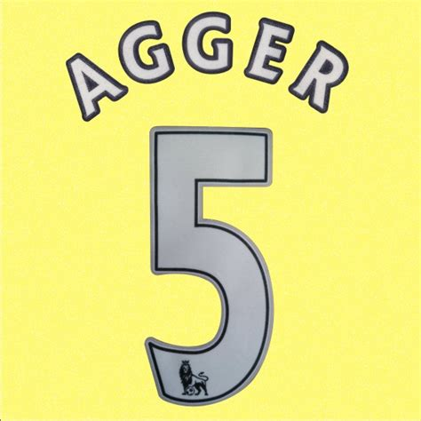 Liverpool 2007 13 Awaykit 5 Agger Printing New Epl 12 13 Liverpool 5 Agger Home Soccer Jersey Number