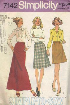 sewing patterns on vintage sewing patterns
