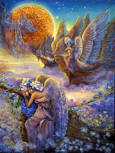 new painting free josephine wall i saw 3 ships