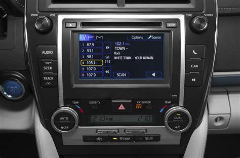 Toyota Radio 2012 Toyota Camry Hybrid Price Photos Reviews Features