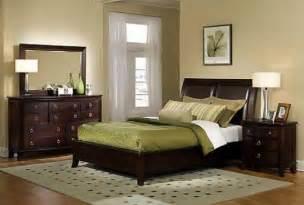 master bedroom brown color schemes images