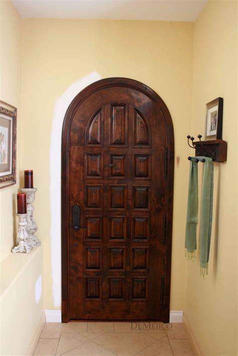 spanish style home custom rustic furniture demejico