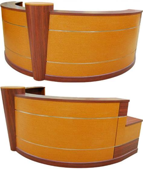 Circle Reception Desk Sigaro Half Circle Reception Desk Design X Mfg Salon Equipment Salon Furniture Pedicure Spa