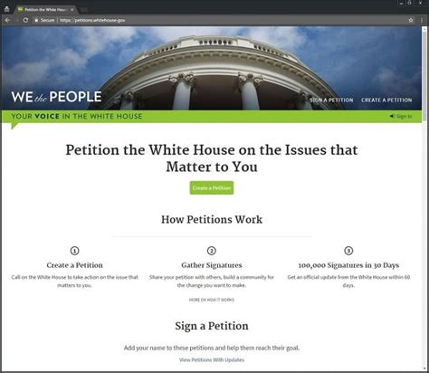 petition white house white house petition 28 images white house petition asks to formally recognize