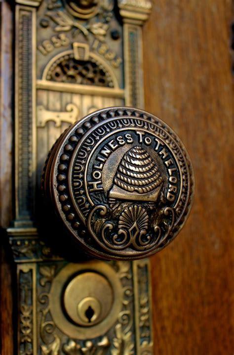 Outdoor Door Knobs by Exterior Temple Door Knob By Ericseye On Deviantart