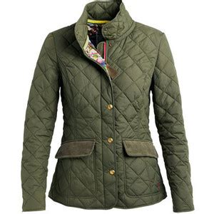 Womens Green Quilted Jacket by Green Womens Moredale Quilted Jacket Joules Polyvore