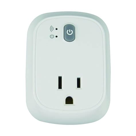 leviton 20 ter resistant single outlet white r52