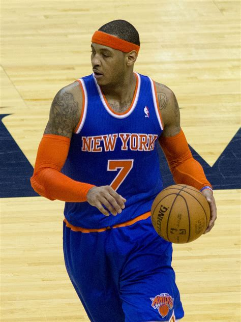 Kiyan Carmelo Anthony Also Search For Carmelo Anthony Wikidata