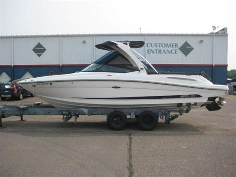 sea ray boats minneapolis sea ray 250 boats for sale in minnesota