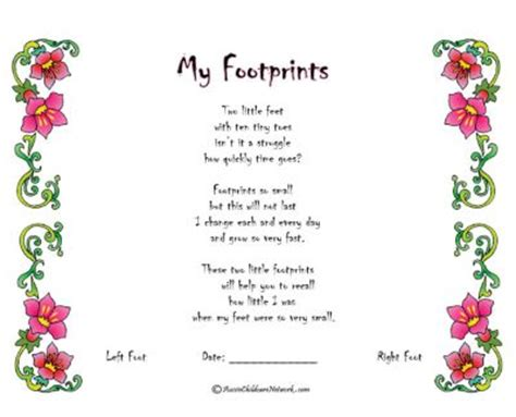 my footprints aussie childcare network
