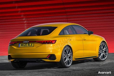 Audi Tt 2020 4 Door by Shock Plan To Turn New Audi Tt Into A Four Door Coupe
