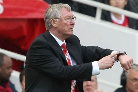 alex ferguson explains how he used fergie time revealed sir alex ferguson spills the beans about the