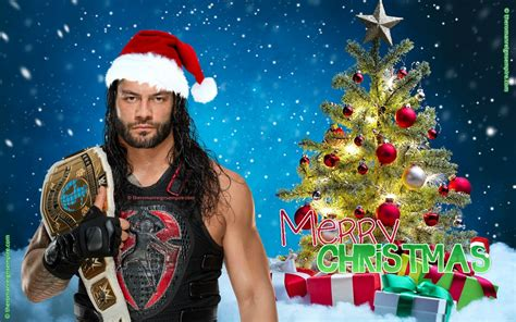 romanreignsempire merry christmas  happy holidays