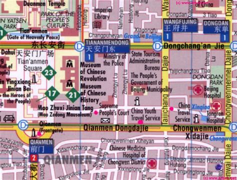 great world city mall map beijing chongwen west and qianmen area map the