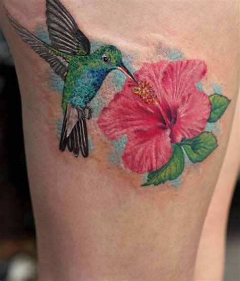 hummingbird tattoo wrist hummingbird on thigh