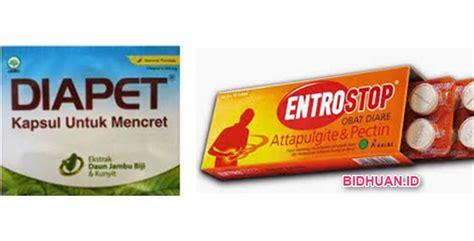 Obat Diapet by Entrostop Atau Diapet Sebagai Obat Anti Diare Mana Yang