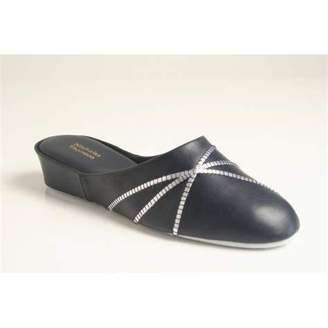 in slippers nicholas thomson nicholas thomson wedge mule slipper in