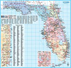 detailed map of florida cities deboomfotografie