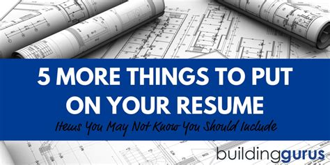 what to put on a resume to make it perfect tips examples