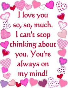 I Love U So Much Quotes by I Love You So So Much Love Myniceprofile Com
