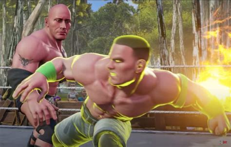 reveals  arcade style wwe game  battlegrounds nme