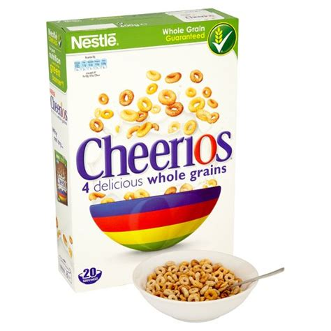 Combywide Cereal With Oat 600g nestle cheerios cereal 600g