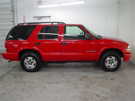 2003 chevrolet blazer ls biscayne auto sales pre owned dealership ontario ny