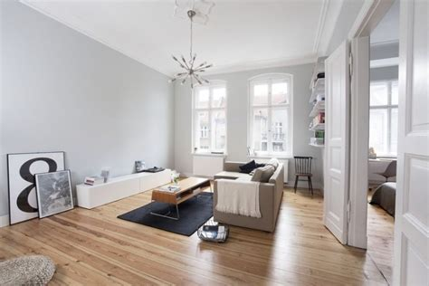 small apartment  poznan poland showcases cool scandinavian minimalism