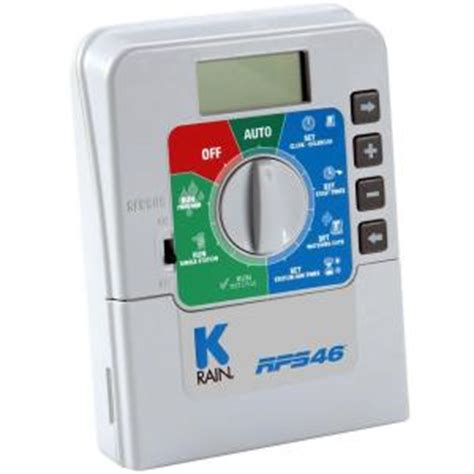 k rps46 6 station indoor sprinkler timer 3506 the