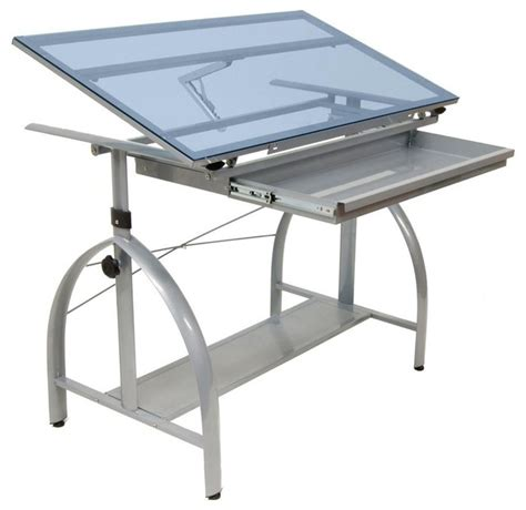 modern drafting table avanta drafting table contemporary drafting tables by shopladder