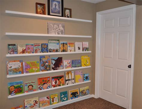 children s learning activities out bookshelves tutorial