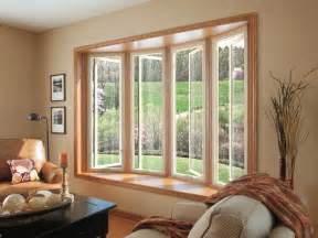 San Francisco Blinds Fiberglass Bow Window Contemporary Living Room San