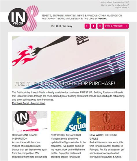 layout email newsletter 28 fresh e mail newsletter designs for graphic inspiration