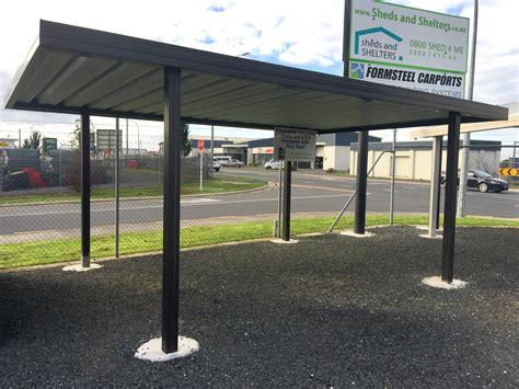 Single Carport by Single Flat Roof Carport Carport Kitset Nz Wide Custom