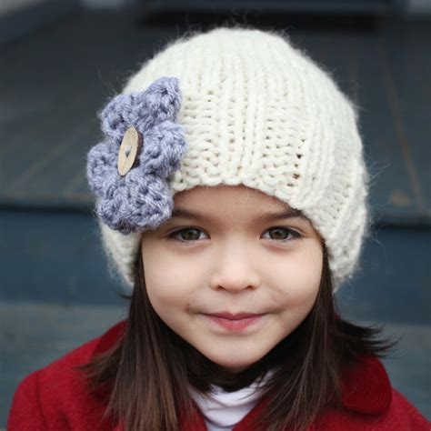 knitting pattern for child s hat slouchy hat knitting pattern pdf knitting pattern easy knit