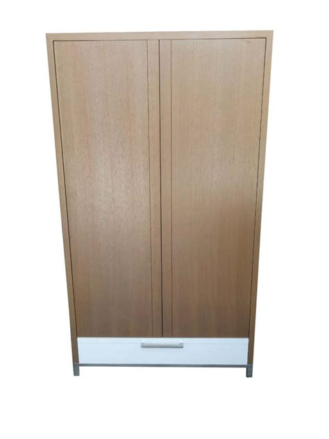 metal wardrobe cabinet with drawers metal base 2 door wooden hotel room wardrobe closet with