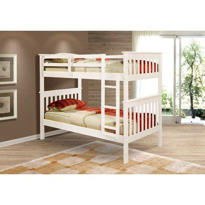 Where Can I Buy Bunk Beds Where Can I Find Bunk Bed With Built In Ladder Finish White David B Blakeez