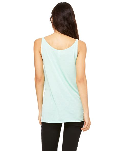 Slouchy Tank Tops by Canvas Womens Slouchy S 2xl Tank Top M 8838