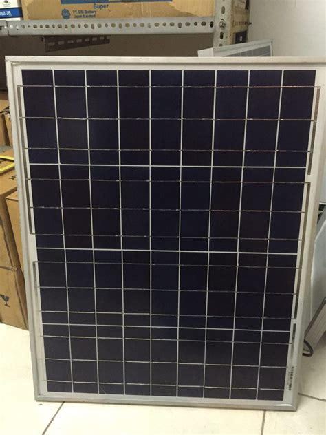Harga Promo Solar Panel Solar Cell Panel Surya S Series 20wp Poly jual solar panel surya solar panel pju penerangan jalan umum solarwater paket shs
