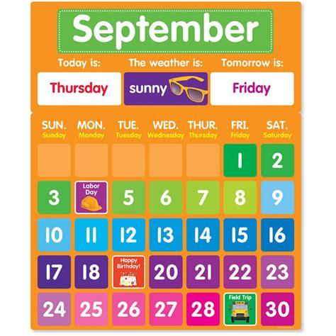 color calendar color your classroom calendar bbs sc 812780 scholastic