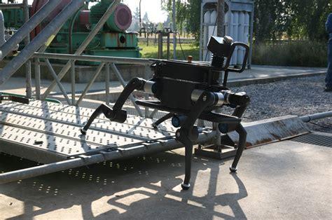 design technology lab zurich eth zurich present an autonomous quadrupedal robot named