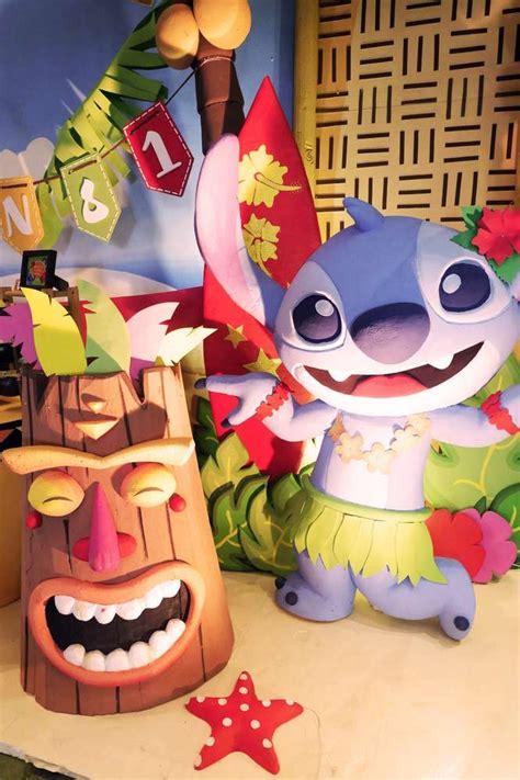 lilo stitch birthday party ideas photo    catch  party