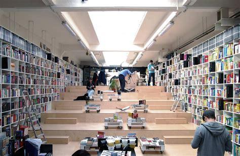libreria shop bookshop and coffee bar plural totalstudio archdaily
