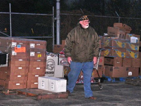 Dupage Township Food Pantry by American Legion Post 52 American Legion Post 52