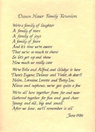Theme Of American Poem Best 25 Family Reunion Quotes Ideas On