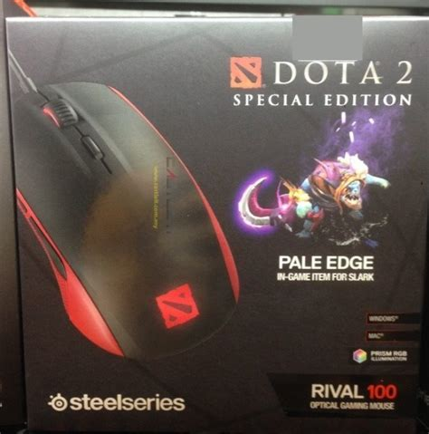 Rival 1000 Dota 2 steelseries mouse rival 100 dota 2 special edition end 5