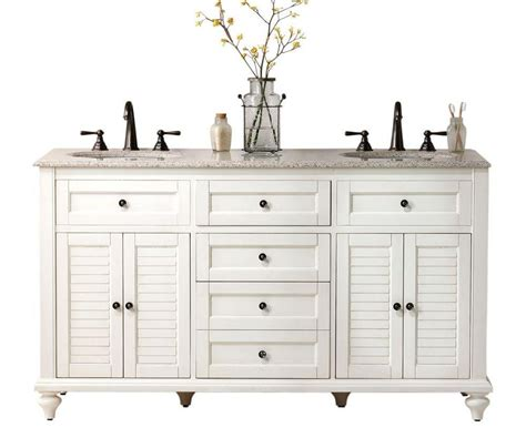 60 inch bathroom vanity single sink white my web value