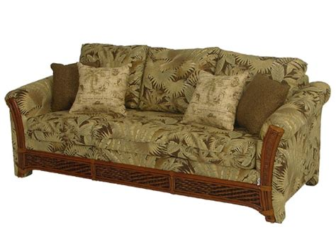 Wicker Sofa Sleeper by Wicker Sofas Sleepers